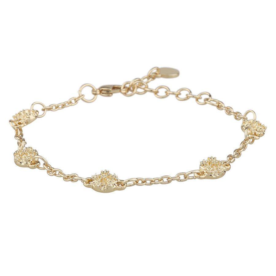 Snö Of Sweden Light Chain Bracelet Plain 16–17cm
