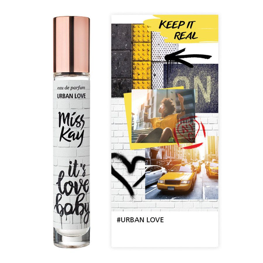 Miss Kay Urban Love Eau De Parfum 25ml