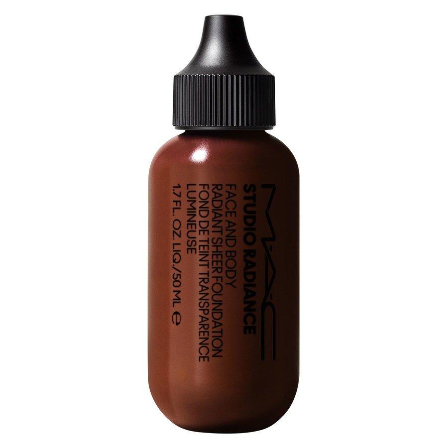 MAC Cosmetics Studio Radiance Face And Body Radiant Sheer Foundation W8 50ml