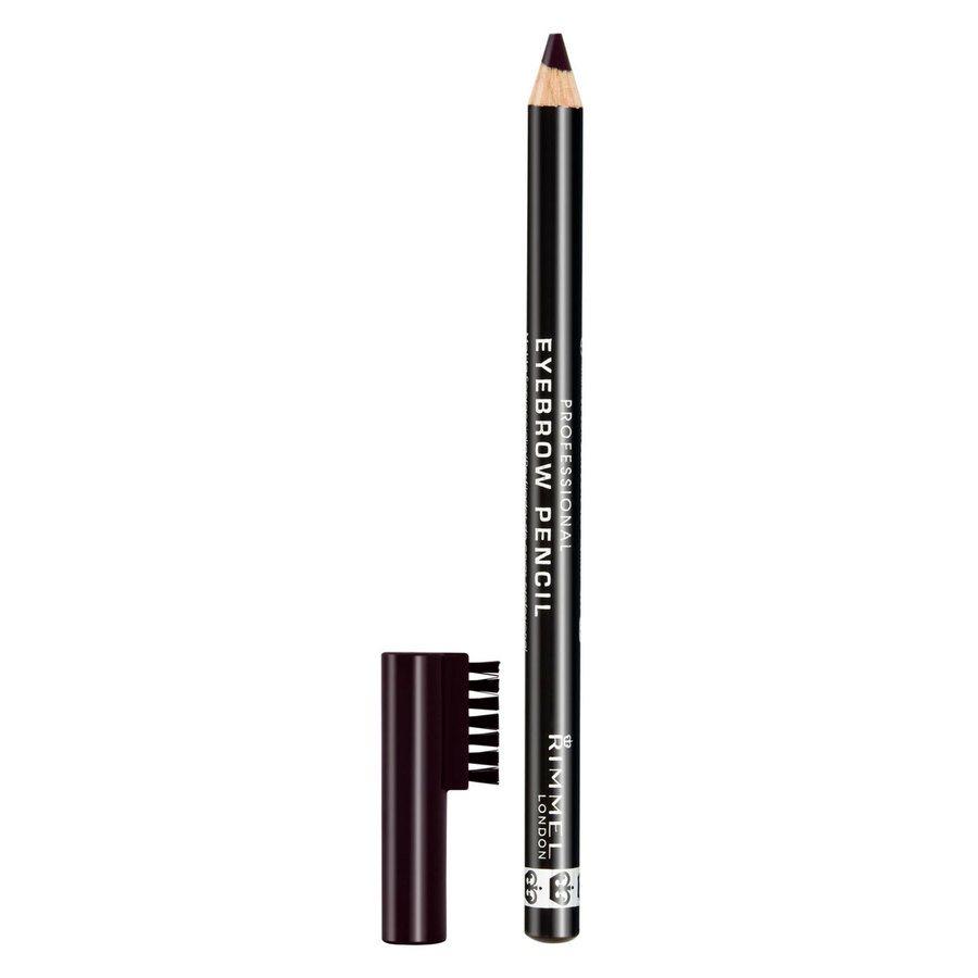 Rimmel London Professional Eyebrow Pencil #004 Black Brown 1,4g