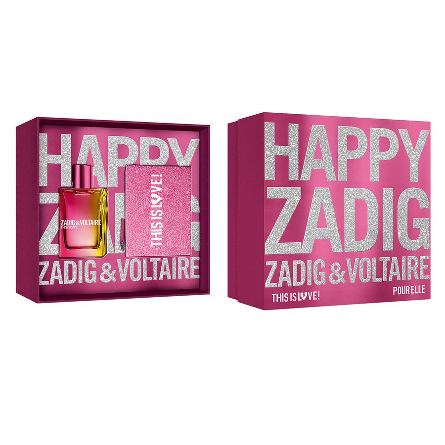 Zadig & Voltaire This Is Love Pour Elle Gift Set Xmas 2020