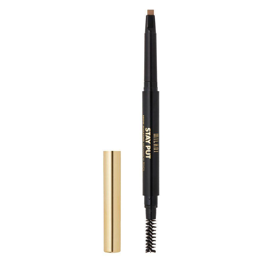 Milani Stay Put Brow Sculpting Mechanical Pencil Soft Brown