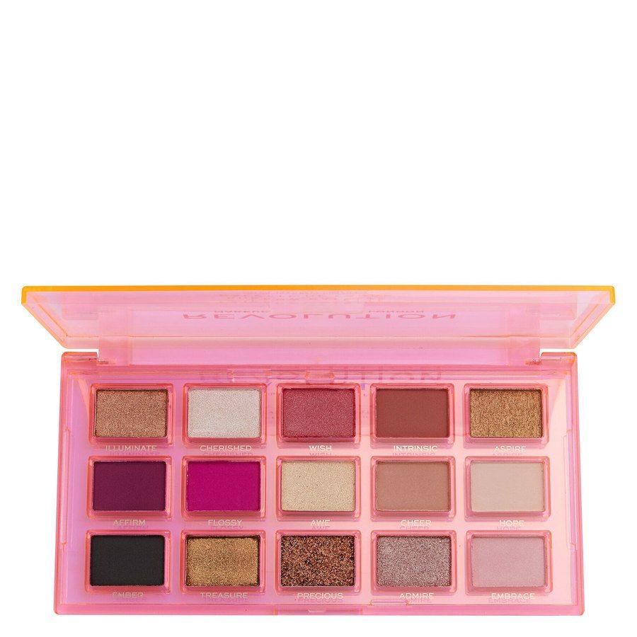 Revolution Beauty Makeup Revolution Reflective Eye Shadow Palette Sugar Ray 15x0,75g