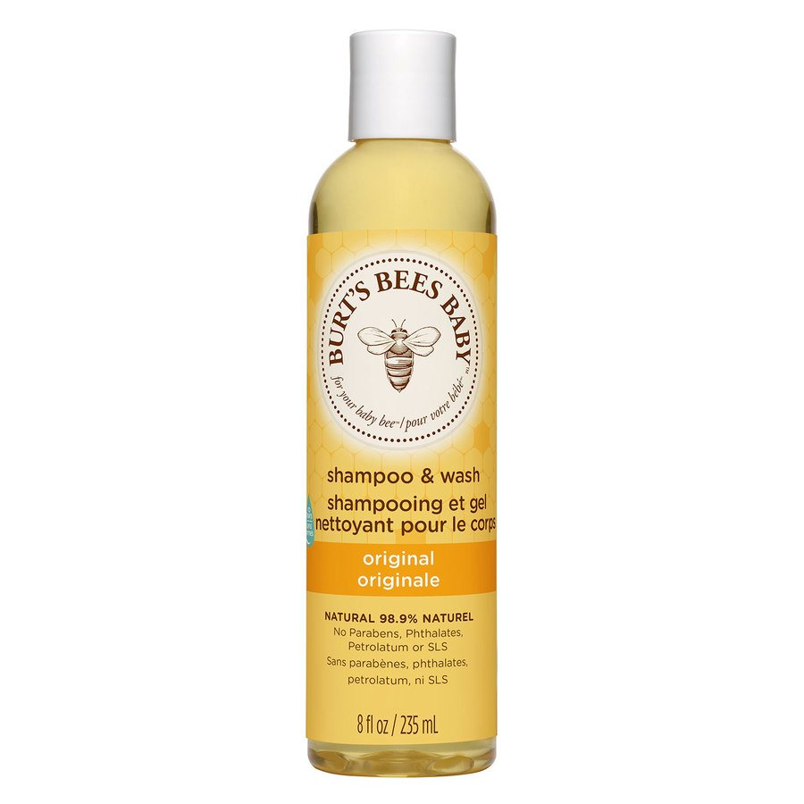 Burt's Bees Baby® Shampoo and Wash 235ml