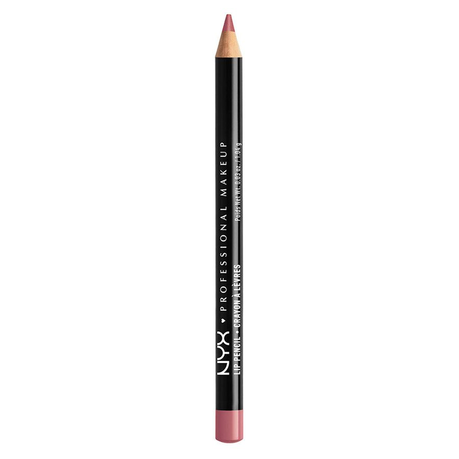 NYX Professional Makeup Slim Lip Pencil Plum 1g