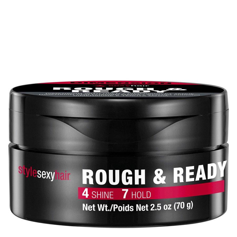 Style Sexy Hair Rough & Ready Styling Gunk 70g