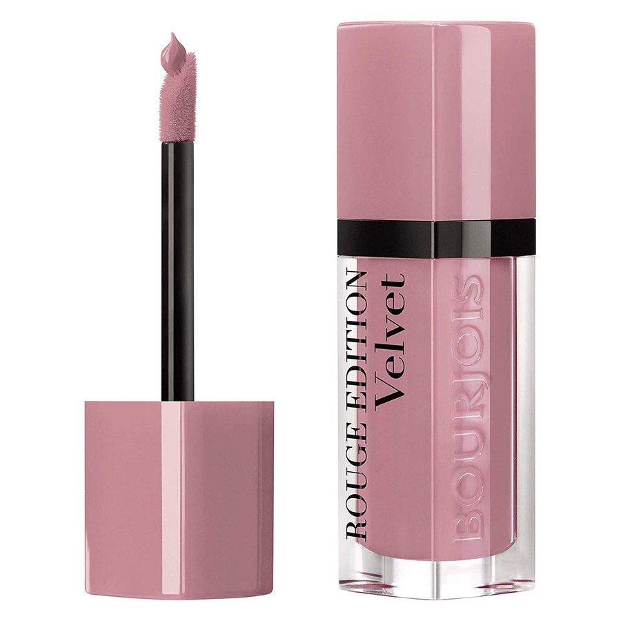 Bourjois Rouge Edition Velvet Lipstick 10 Don't Pink Of It 6,7ml