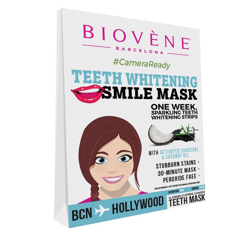 Biovene Teeth Whitening Smile Mask Strips 14pcs