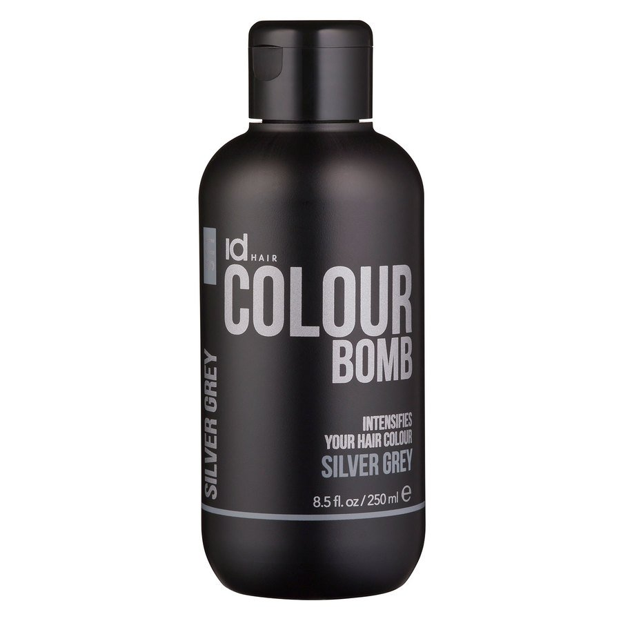 Id Hair Colour Bomb Silver Grey 250ml