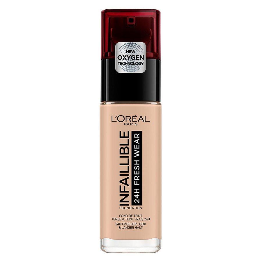 L'Oréal Paris Infaillible 24H Fresh Wear Foundation #110 Rose Vanilla 30ml