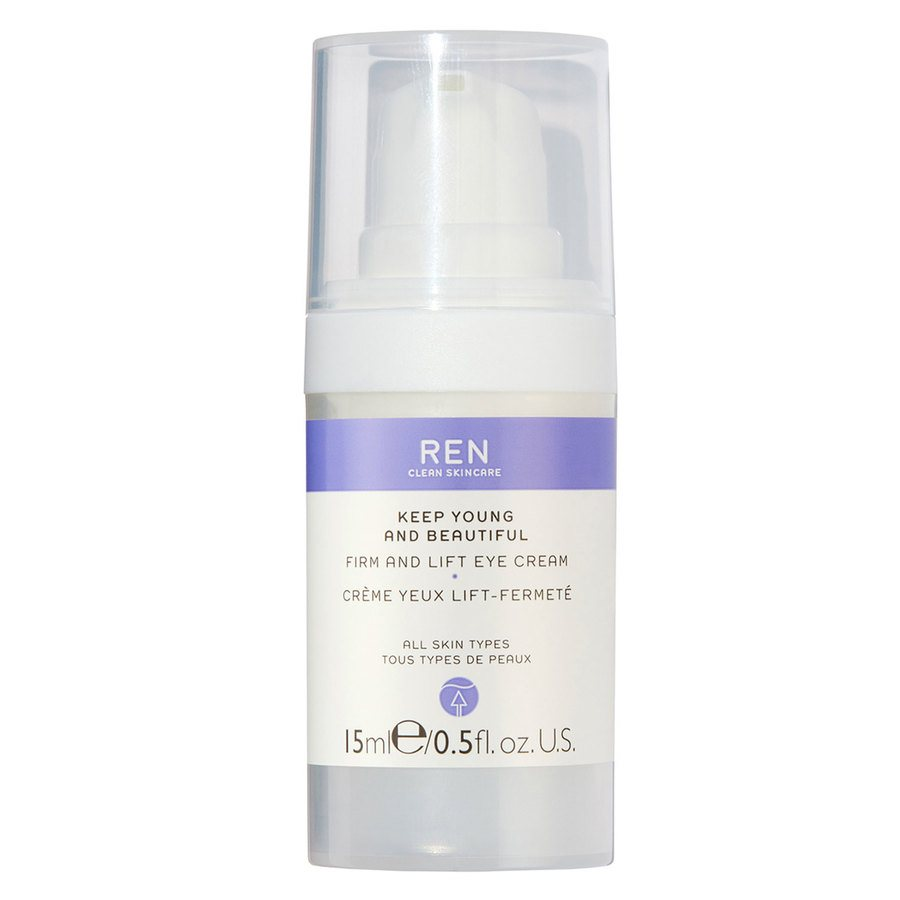 REN Clean Skincare Keep Young And Beautiful Firm And Lift Eye Cream 15ml