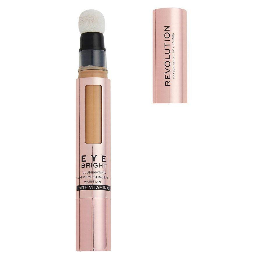 Revolution Beauty Makeup Revolution Eye Bright Illuminating Under Eye Concealer Warm Tan 2,9ml