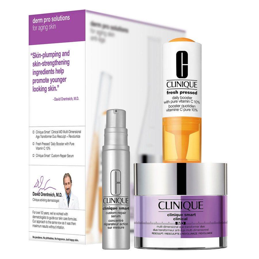 Clinique Derm Pro Solutions: For Aging Skin 3pcs