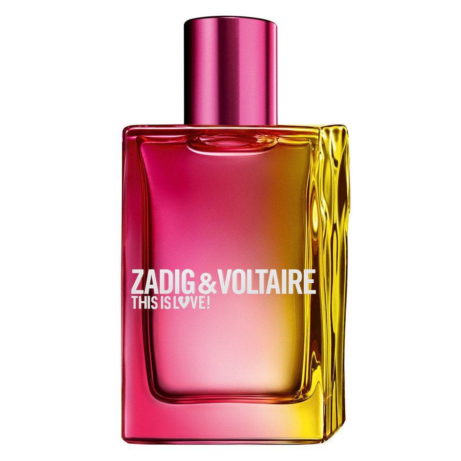 Zadig & Voltaire This Is Love Pour Elle Eau De Parfum 50ml