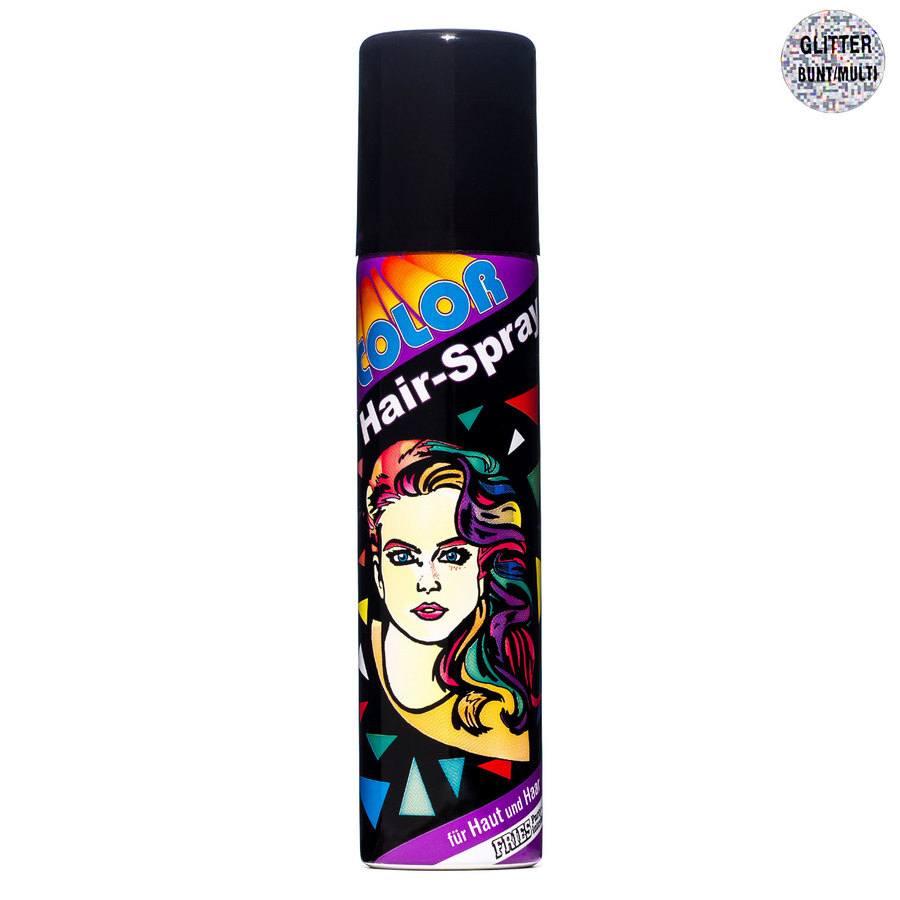 Bravehead Fries Color Hair-Spray Glitter 100ml