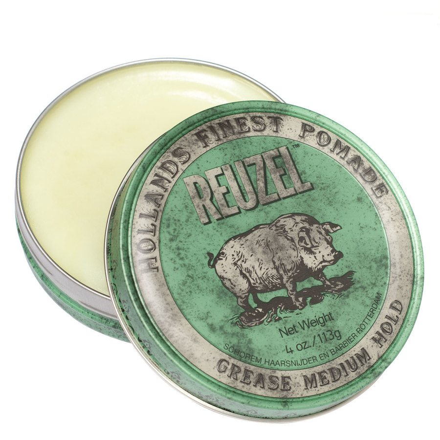Reuzel Green Grease Medium Hold 113g