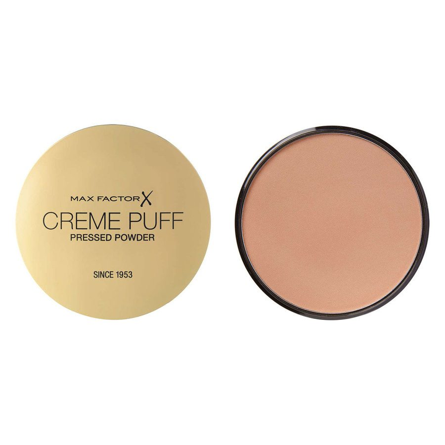 Max Factor Creme Puff Pressed Powder #41 Medium Beige 21g