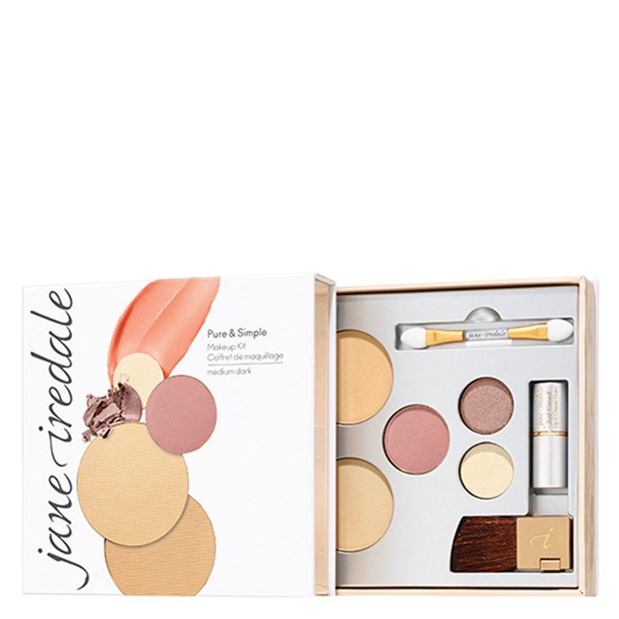 Jane Iredale Pure & Simple Kit Medium Dark
