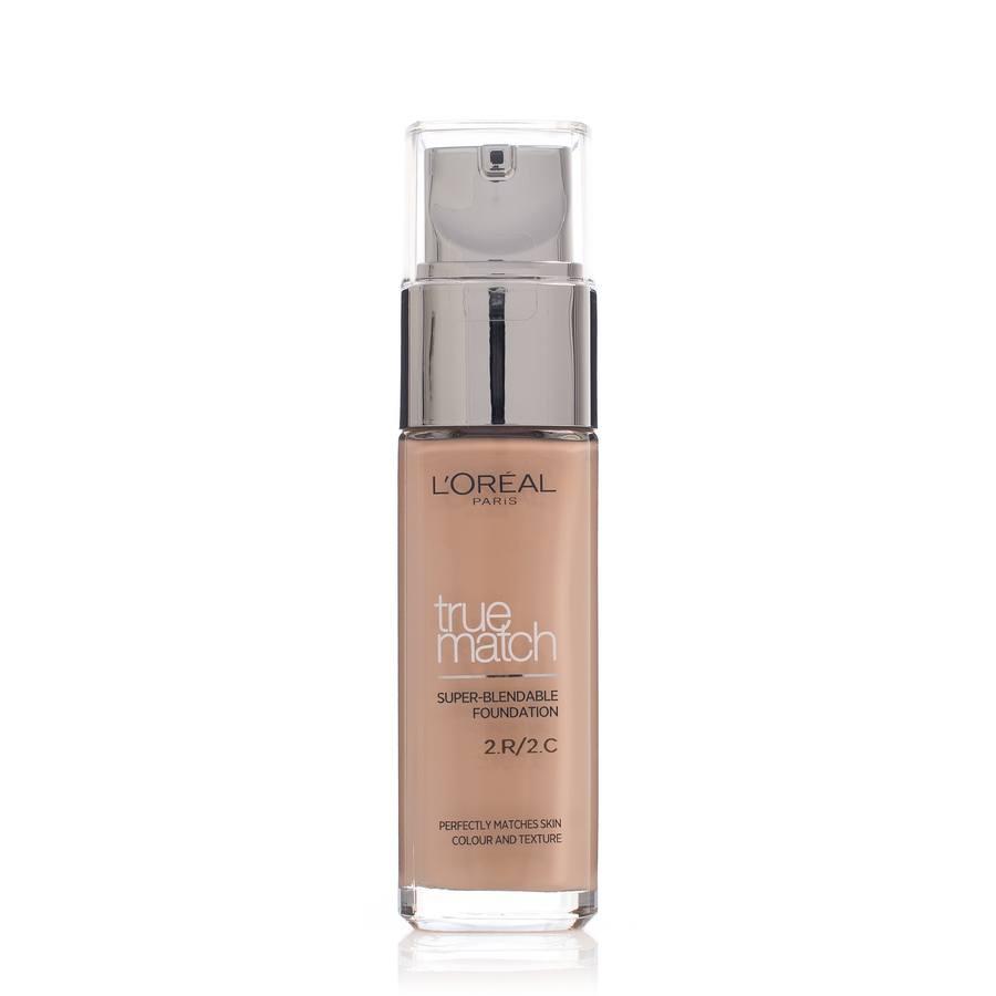 L'Oréal Paris True Match Liquid 2R2C Rose Vanilla 30ml