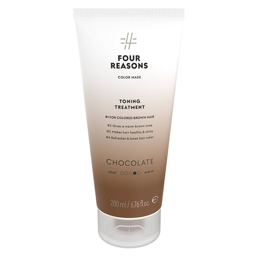Four Reasons Color Mask Toning Treatment Chocolate 200ml