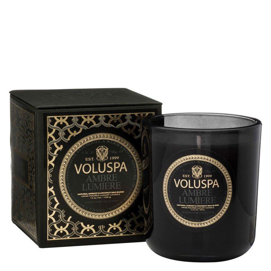 Voluspa Classic Maison Candle Ambre Lumiere 340g