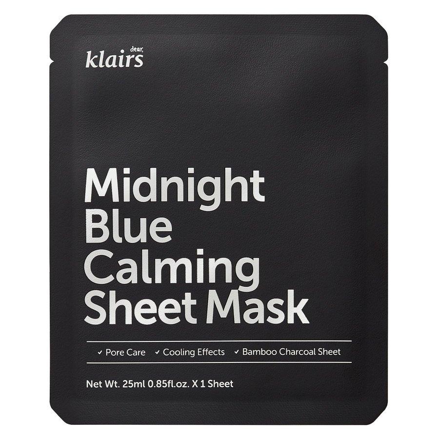 Klairs Midnight Blue Calming Sheet Mask 25ml