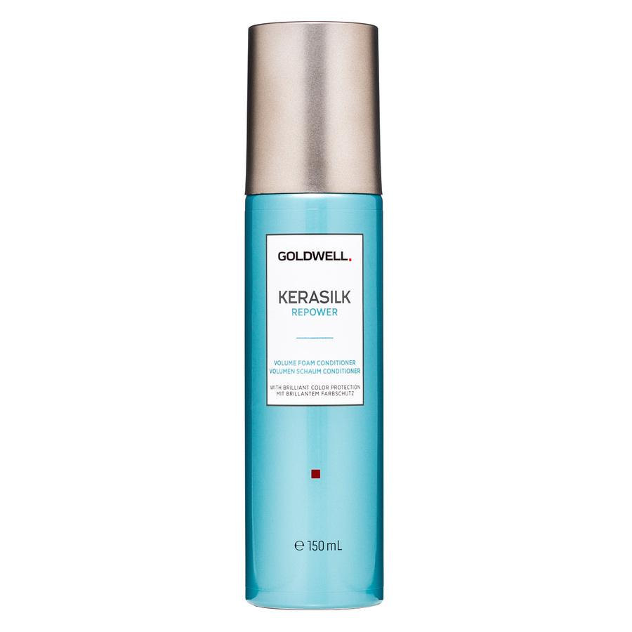 Goldwell Kerasilk Power Volume Foam Conditioner 150ml