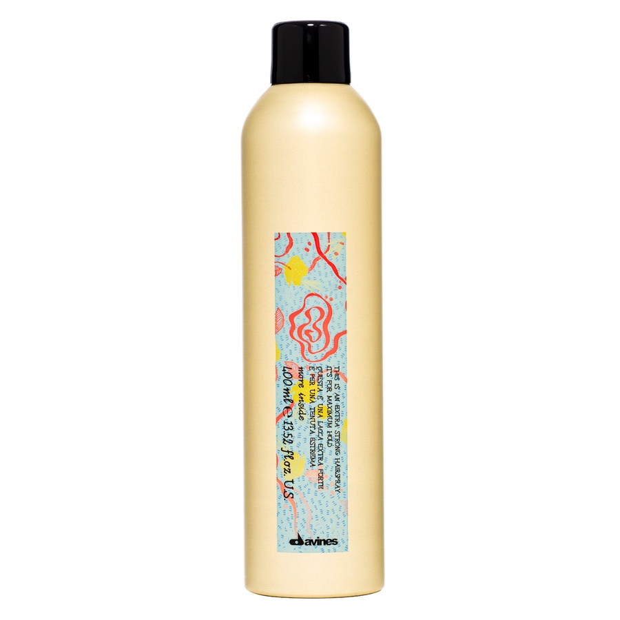 Davines More Inside Hair Spray Extra Strong Hold 400ml