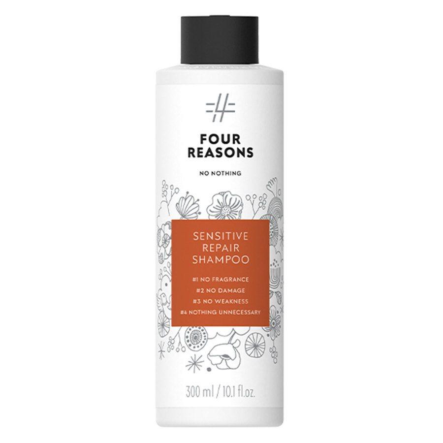 Four Reasons No Nothing Sensitive Repair Shampoo 300ml