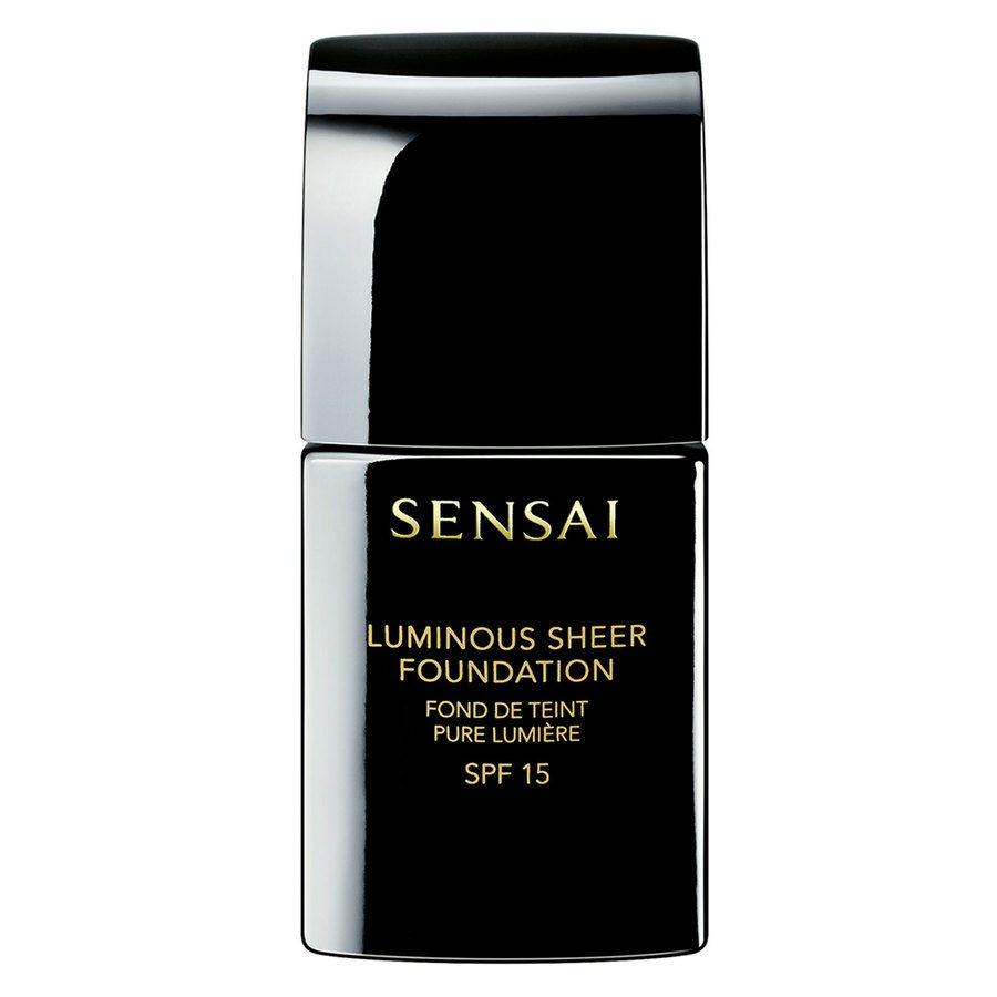 Sensai Luminous Sheer Foundation LS204 Honey Beige 30ml