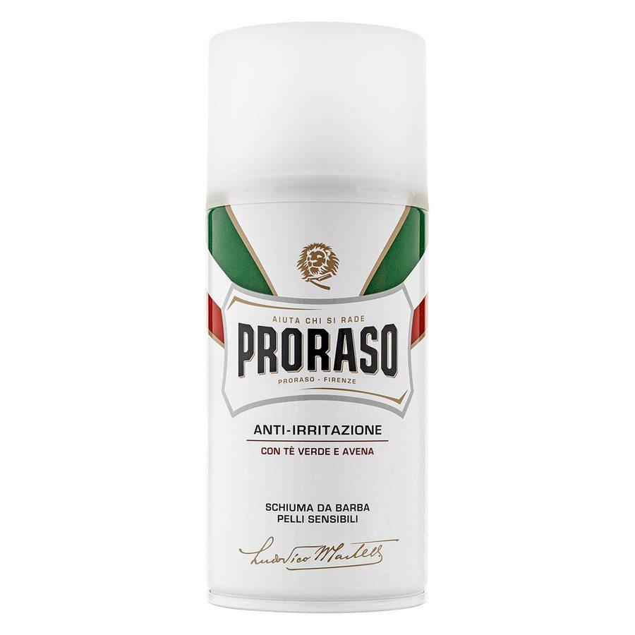 Proraso Shaving Foam Green Tea And Oat 300ml