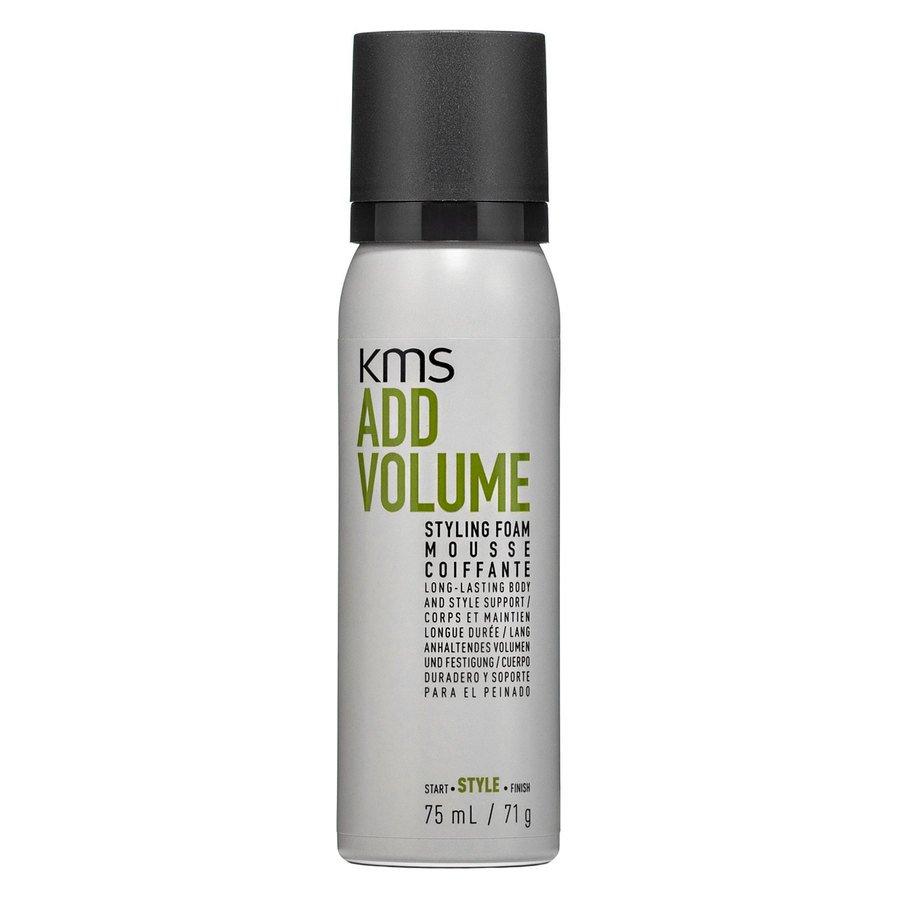 KMS Add Volume Styling Foam 75ml