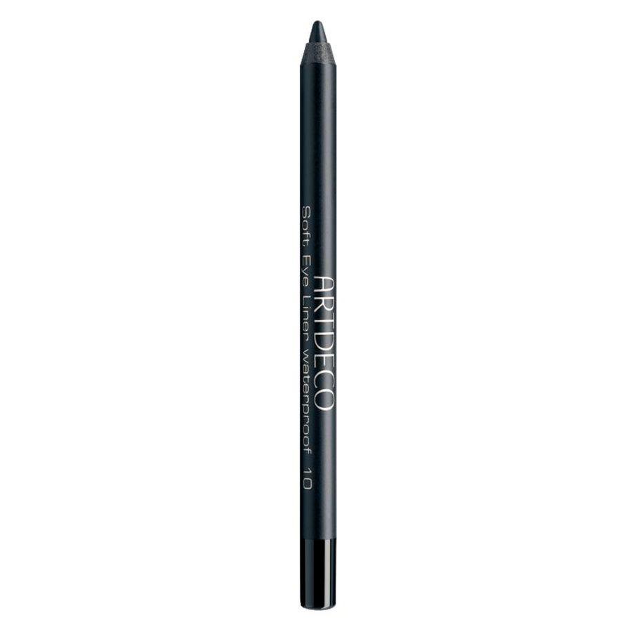 Artdeco Soft Eye Liner Waterproof #10 Black 1,2g