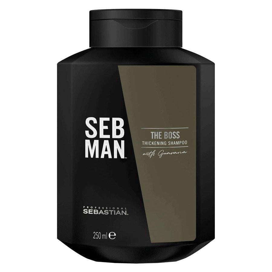 Seb Man The Boss Thickening Shampoo 250ml
