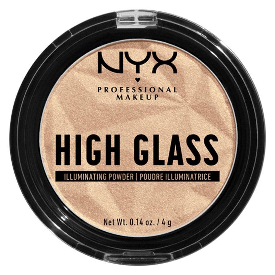 NYX Professional Makeup High Glass Illuminating Powder #01 4g