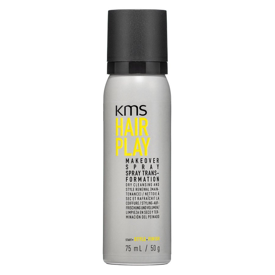KMS Hair Play Makeover Spray 75ml