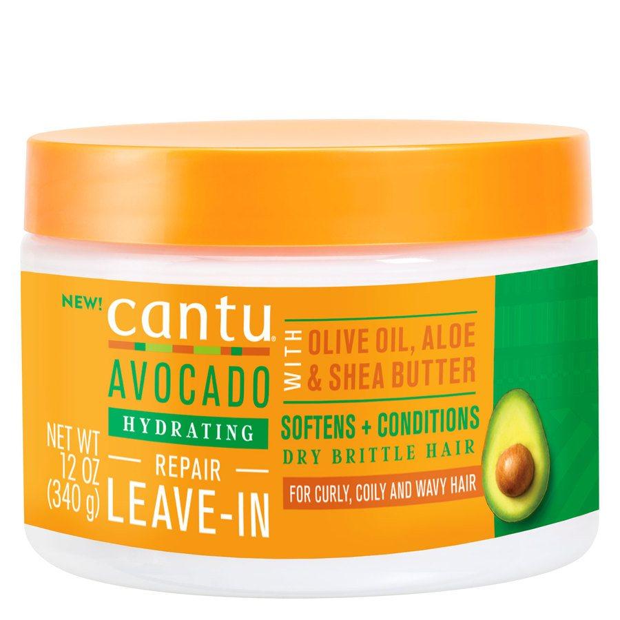 Cantu Avocado Hydrating Leave-In Repair Cream 340g