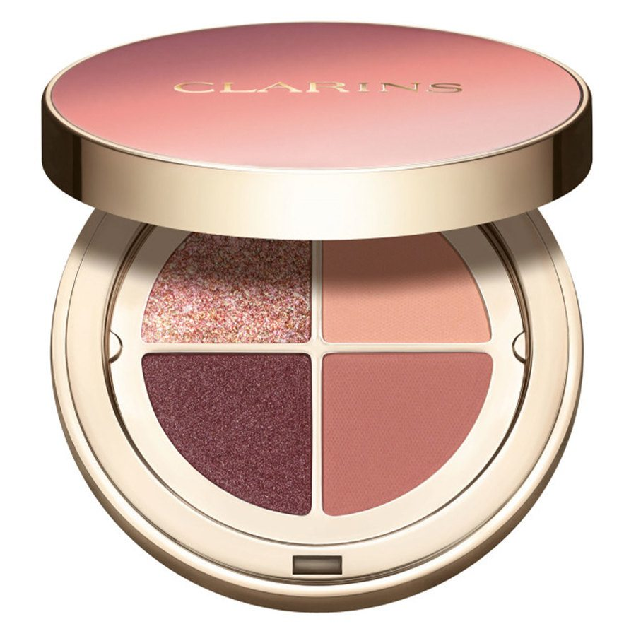 Clarins Ombre 4 Couleurs 01 Nude Gradation 4g