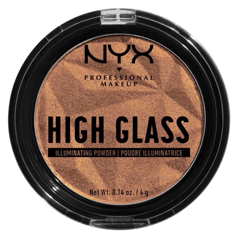 NYX Professional Makeup High Glass Illuminating Powder #03 4g