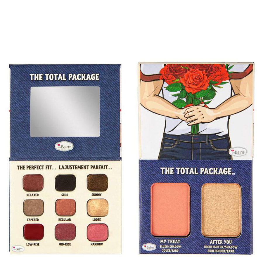 TheBalm The Total Package Denim Boyfriend Material Palette