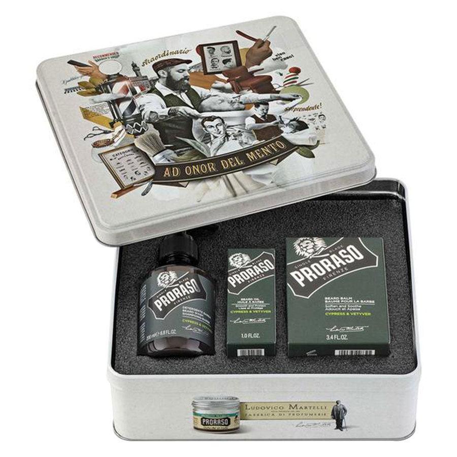 Proraso Beard Kit Cypress & Vetyver