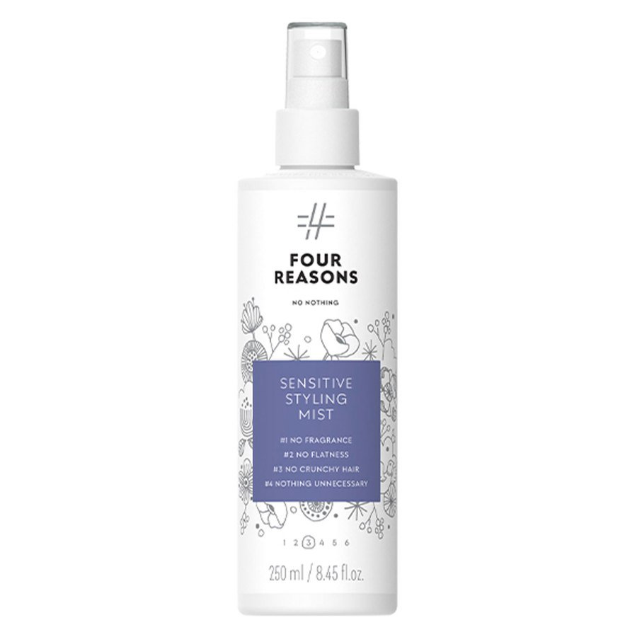 Four Reasons No Nothing Sensitive Styling Mist 250ml