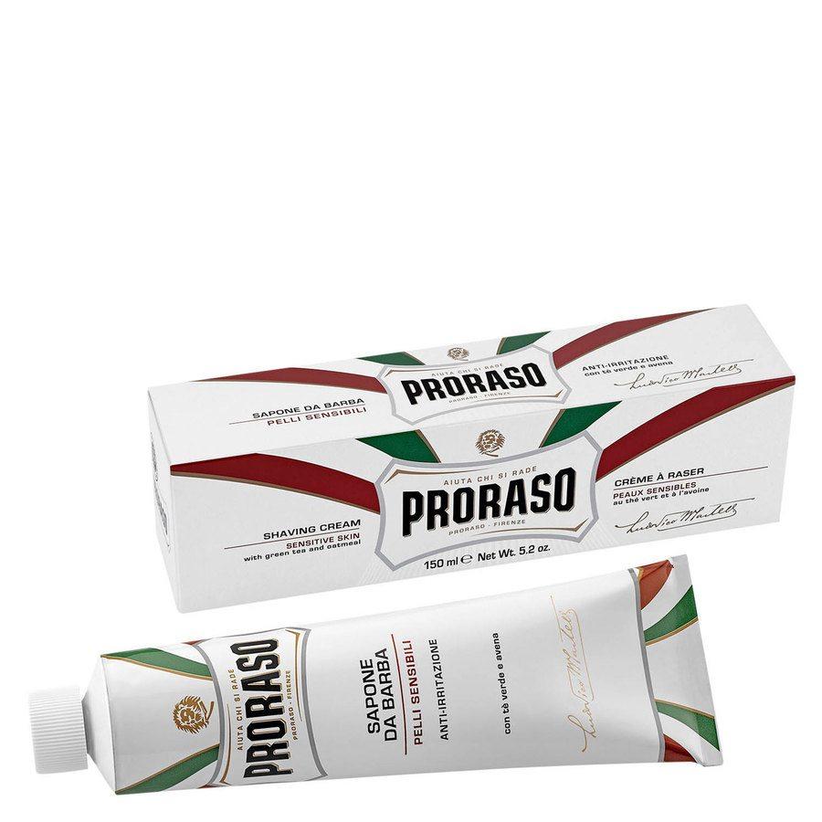 Proraso Shaving Soap Green Tea And Oatmeal Extract 150ml