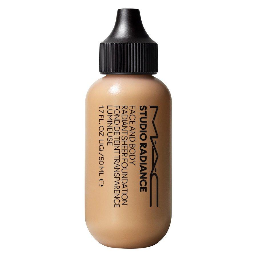 MAC Cosmetics Studio Radiance Face And Body Radiant Sheer Foundation C2 50ml