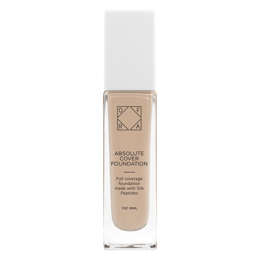 Ofra Absolute Cover Silk Foundation #01 30ml