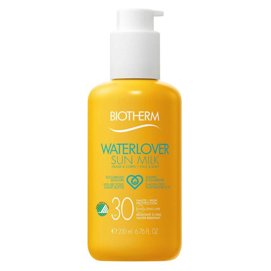 Biotherm Waterlover Sun Milk SPF30 200ml