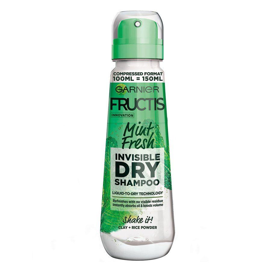 Garnier Fructis Dry Shampoo Mint Fresh 100ml