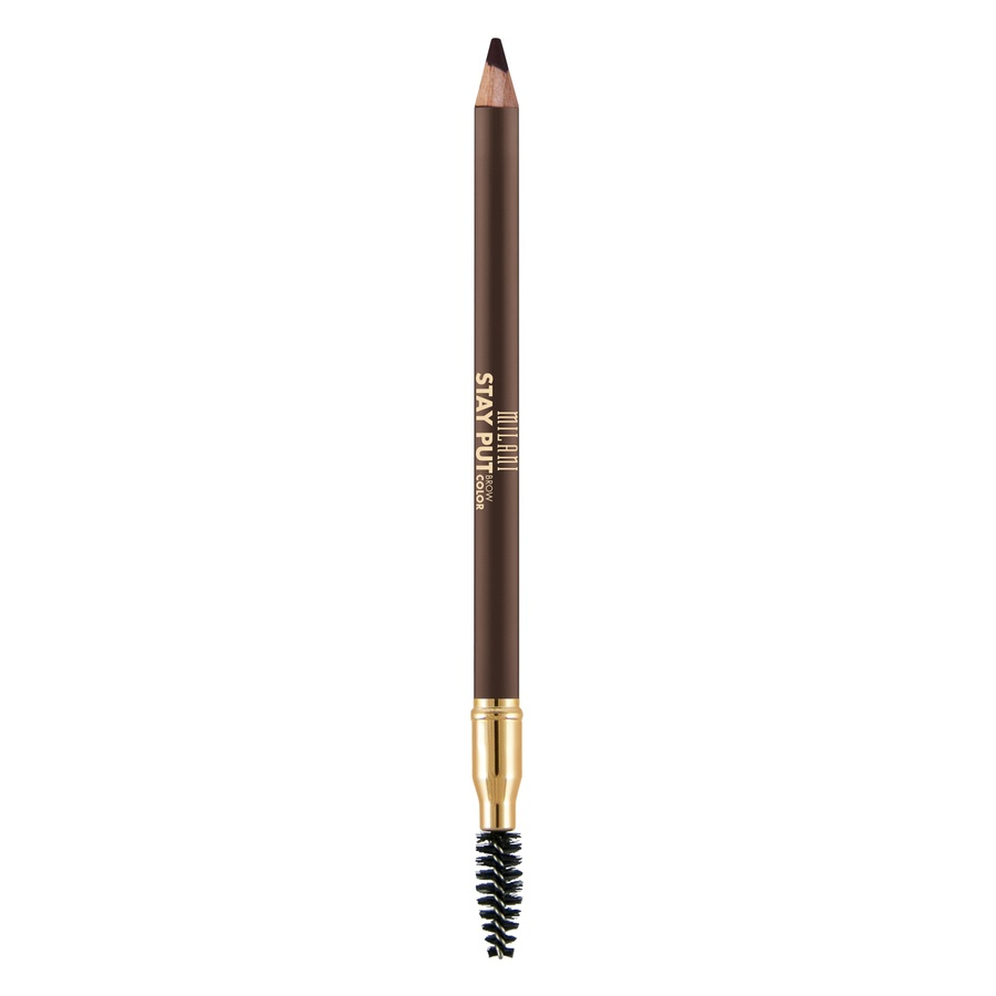 Milani Stay Put Brow Pomade Pencil Soft Brown Brunette