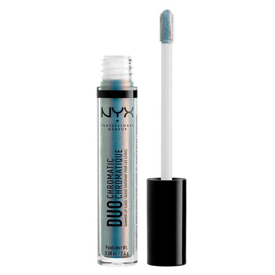 NYX Professional Makeup Duo Chromatic Lip Gloss Day Club