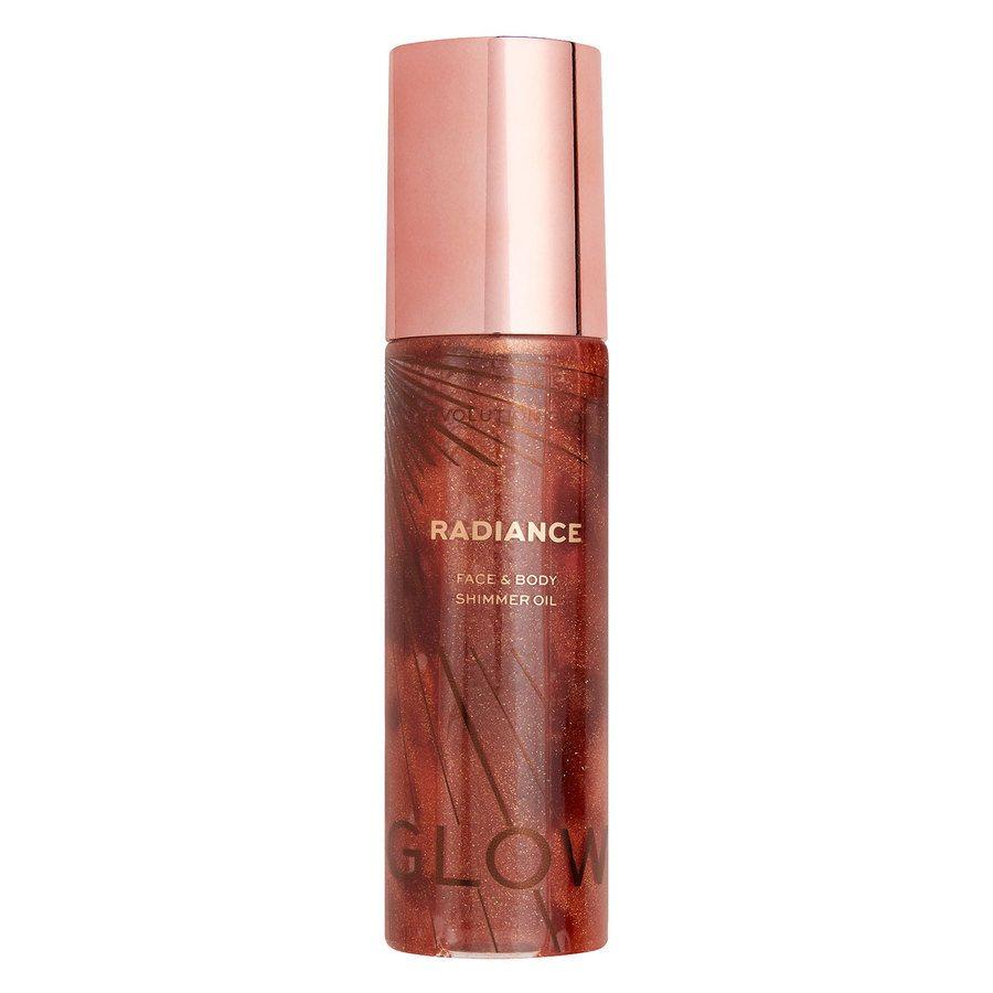 Makeup Revolution Radiance Shimmer Oil Bronze 100ml